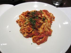 Donnini's taglitelle bolognese