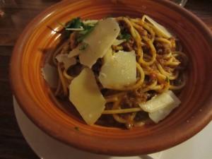 Sugo spaghetti bolognese
