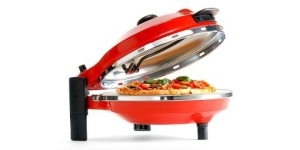 Just Pizza Oven Pizza Maker red