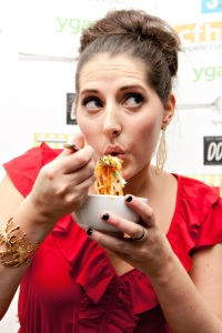 Sarah Pinch Spaghetti Blogenese Finale